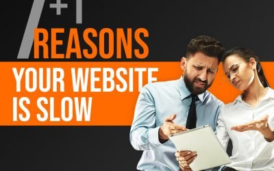 Top Reasons Your Website Is Too Slow